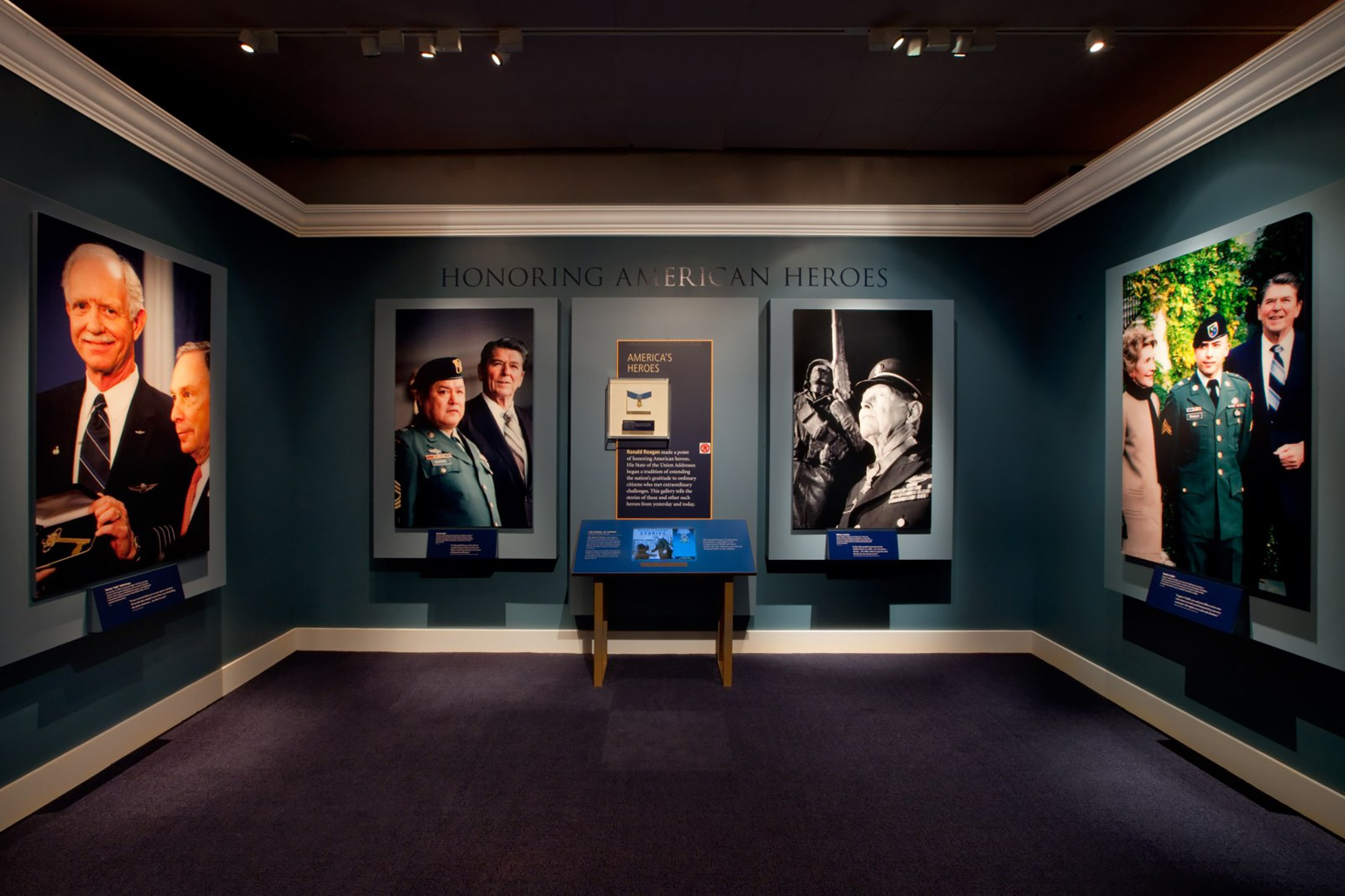 Ronald Reagan Presidential Library and Museum - Ronald ...